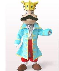 Strój reklamowy - Król