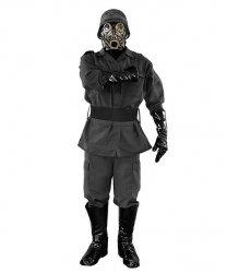 Kostium na Halloween - Żołnierz Apokalipsy Deluxe