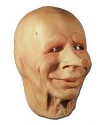 Maska lateksowa - Dziobak