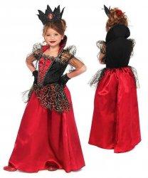 Kostium dla dziecka - Czerwona Królowa