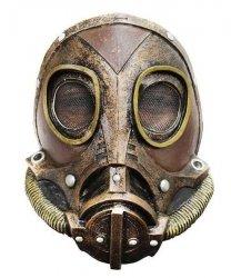 Maska - Steampunk Gas III