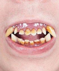 Sztuczne zęby - Bestia