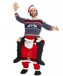Kostium Carry Me Boże Narodzenie - Święty Mikołaj