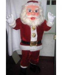 Chodząca maskotka - Święty Mikołaj Deluxe