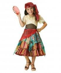Kostium dla dziecka - Cyganka