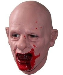Maska lateksowa - Kanibal