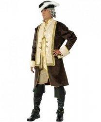 Kostium teatralny - Kapitan Francis Drake