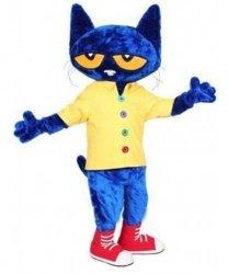 Chodząca maskotka - Kot Kleks