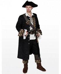 Kostium teatralny - Pirat Morski Wilk