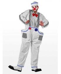 Profesjonalny strój klauna - Klaun Marynarz