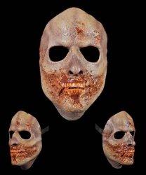 Maska lateksowa - The Walking Dead Zombie 2