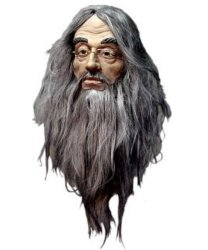 Maska lateksowa - Harry Potter Albus Dumbledore