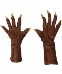 Sztuczne dłonie - Wilkołak