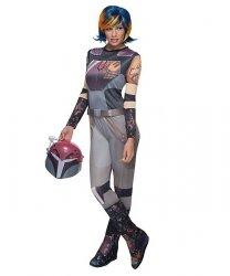 Kostium z filmu - Star Wars Rebels Sabine Wren