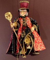 Marionetka wenecka - Wenecki Magik (75 cm)
