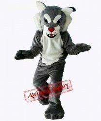 Strój chodzącej maskotki - Kot Superek