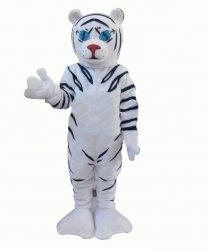 Strój chodzącej maskotki - Kot Białasek