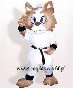 Strój reklamowy - Pies Karateka