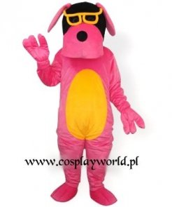 Strój reklamowy - Pies Pinky