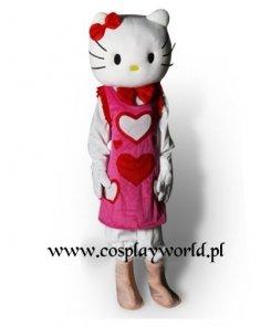 Strój reklamowy - Kitty Walentynka