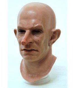 Maska lateksowa - Nochal