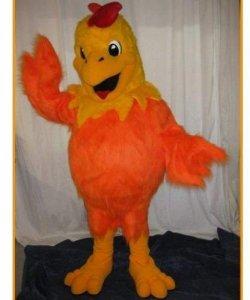 Strój reklamowy - Kurczak 2