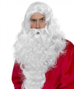 Pełny zarost - Święty Mikołaj Classic