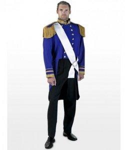 Kostium teatralny - Kapitan Fregaty