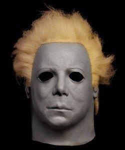Maska lateksowa - Halloween II Ben Tramer