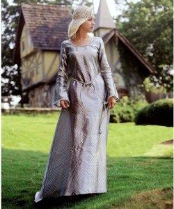 Kostium teatralny - Królowa Camelot