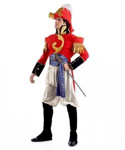 Kostium teatralny - Generał