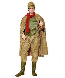Kostium teatralny - Sherlock Holmes