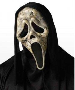Maska lateksowa - Scream Zombi