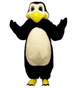 Strój chodzącej maskotki - Pingwin 12