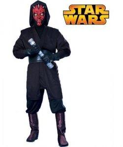 Kostium z filmu - Star Wars Darth Maul Deluxe