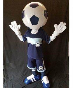 Strój chodzącej maskotki - Piłka Nożna FIFA