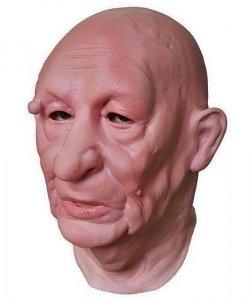 Maska lateksowa - Mr Pypeć
