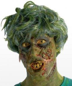Peruka sceniczna - Zombie