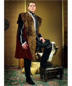 Kostium teatralny - Henryk VIII