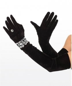 Rękawiczki - Bransoletka Długie