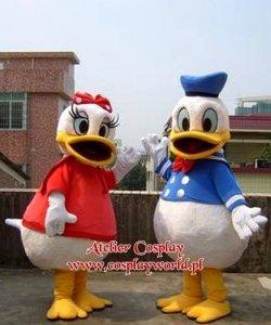 Chodzące maskotki - Donald & Daisy Deluxe