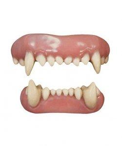 Sztuczne zęby - Wilkołak