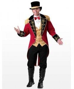 Profesjonalny strój cyrkowy - Dyrektor Cyrku