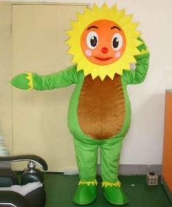 Strój reklamowy - Słonecznik