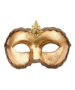 Maska wenecka - Colombina Scacchi X