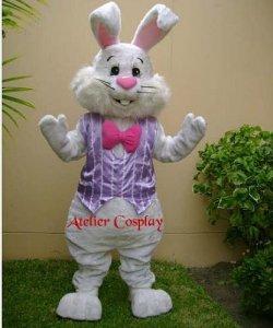 Strój reklamowy - Królik Wielkanocny Deluxe