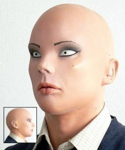 Maska lateksowa - Liv