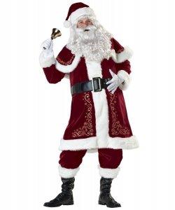 Profesjonalny kostium świąteczny - Święty Mikołaj Jolly Ole
