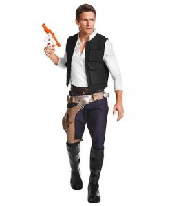 Kostium z filmu - Star Wars Han Solo Deluxe