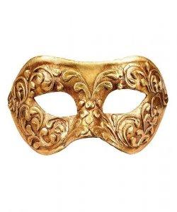 Maska wenecka - Colombina Strucco VI